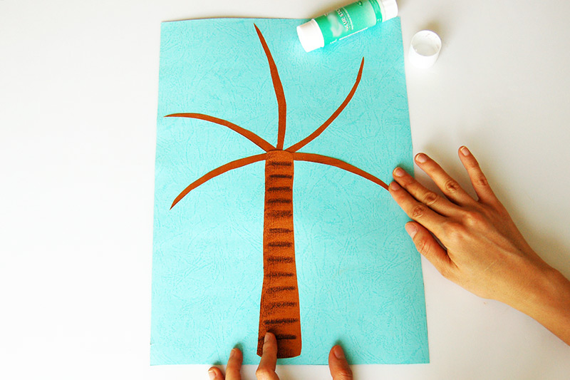 Alphabet Tree Craft