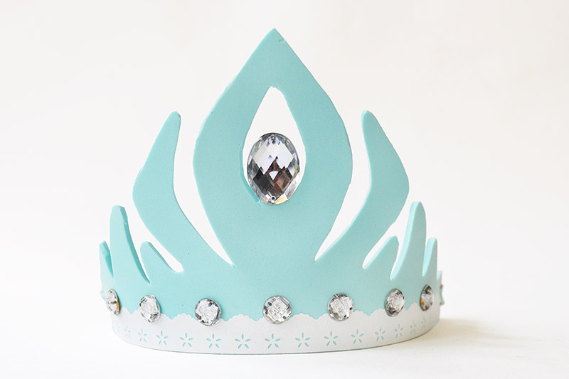Frozen Princess Crown