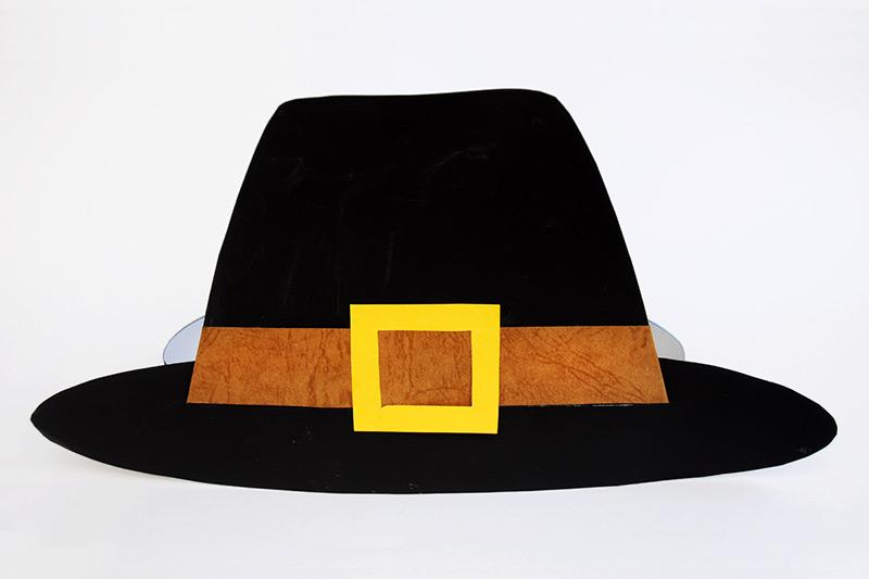 Paper Pilgrim Hat   Kids' Crafts   Fun Craft Ideas ...