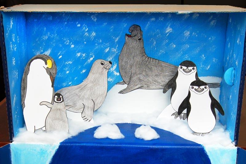 Diorama Crafts For Kids Fun Craft Ideas Firstpalette Com