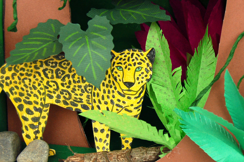 Amazon Jungle Or Rainforest Animals Free Printable Templates
