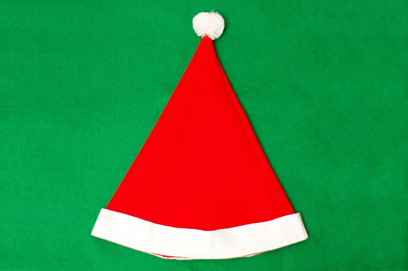 280e003520584f Santa Felt Hat | Kids' Crafts | Fun Craft Ideas | FirstPalette.com