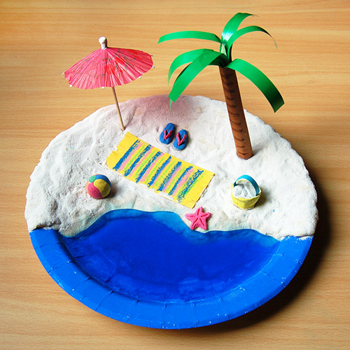 STEP 8 Mini Beach