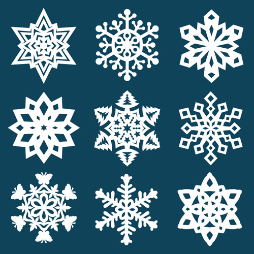 STEP 11 Paper Snowflake