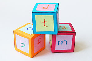 Alphabet and Number Printables