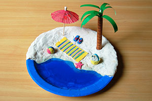 Beach and Ocean Crafts