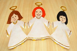 Paper Angel Chain