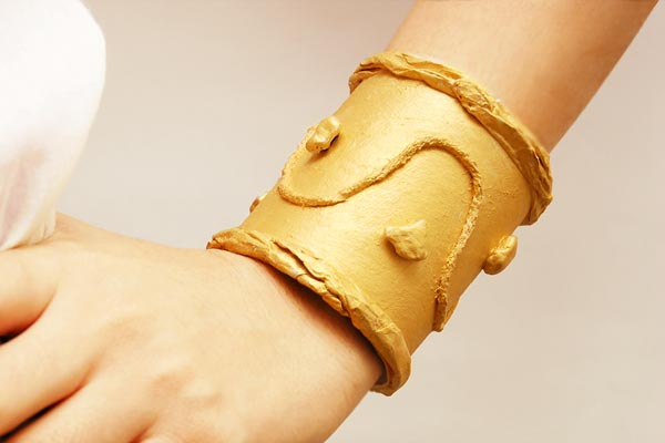 Ancient Egyptian Bracelet craft