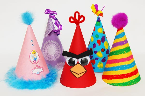 Birthday Hat craft