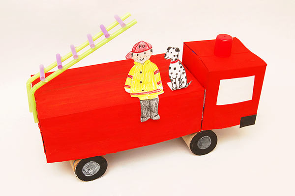 Box Bus and Truck craft