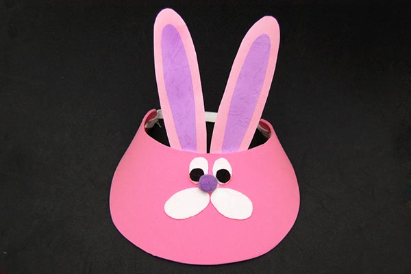 Bunny Visor craft