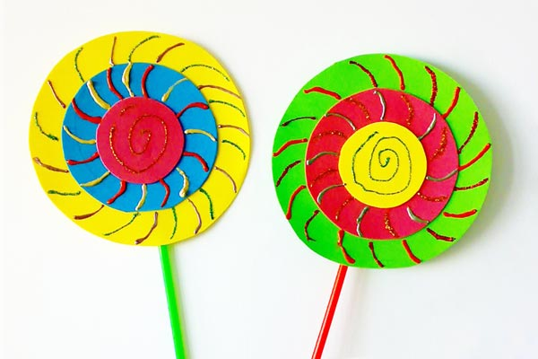 Circles Lollipop