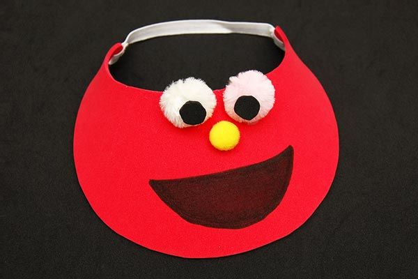 Craft Foam Visor craft