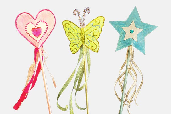 Fairy Wand craft