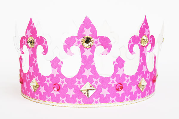 Paper Crown craft