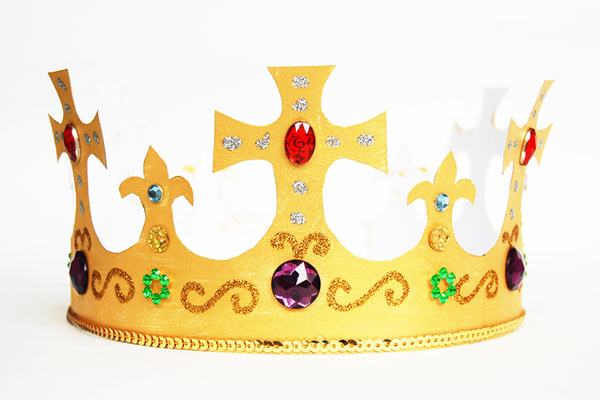 Royal Paper Crown
