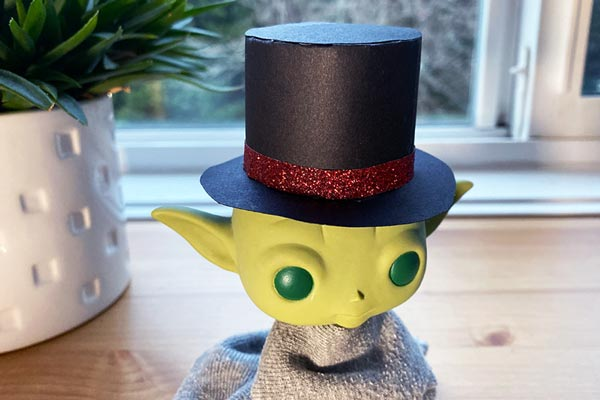 Tiny Top Hat craft