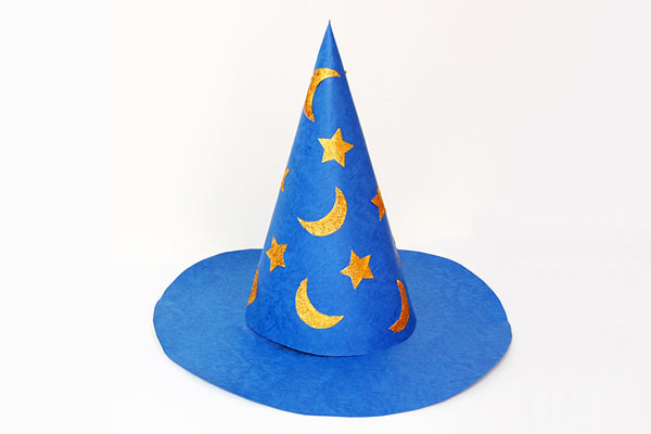 Wizard Hat craft