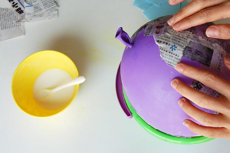 Papier Mache Paste Craft Recipes How To S Firstpalette Com