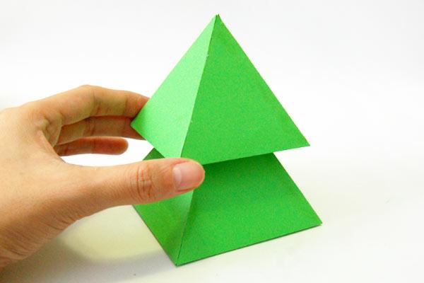 3d Paper Christmas Tree.3d Paper Christmas Tree Kids Crafts Fun Craft Ideas