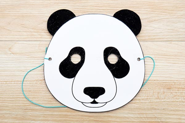 image about Printable Animal Masks called Printable Animal Masks Small children Crafts Enjoyable Craft Options