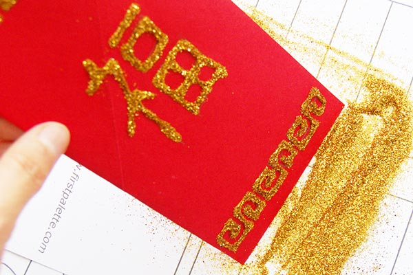 STEP 10 Chinese Red Envelope