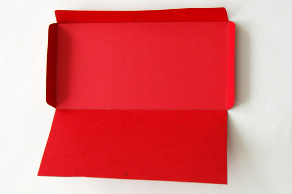 STEP 3 Chinese Red Envelope