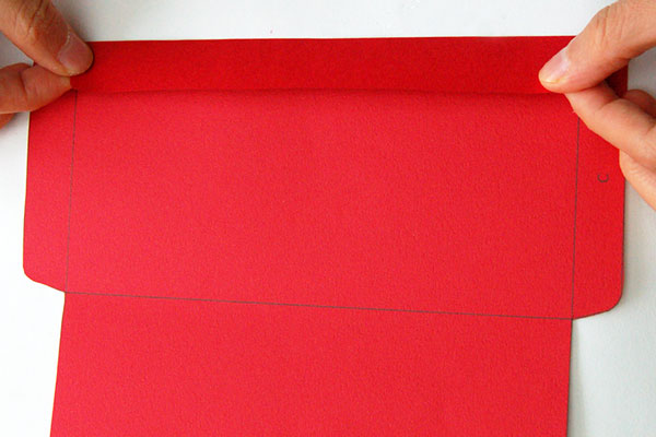 STEP 4 Chinese Red Envelope