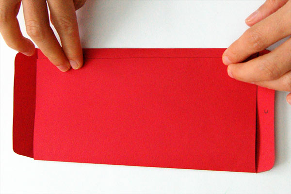 STEP 6 Chinese Red Envelope