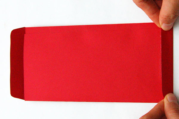 STEP 7 Chinese Red Envelope