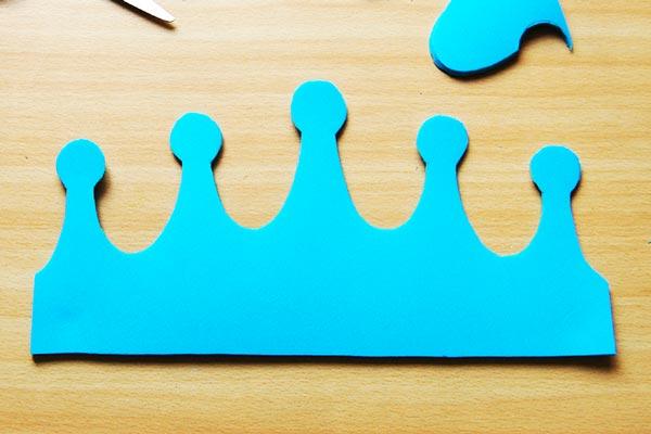 Craft Foam Crown | Kids' Crafts | Fun Craft Ideas | FirstPalette com