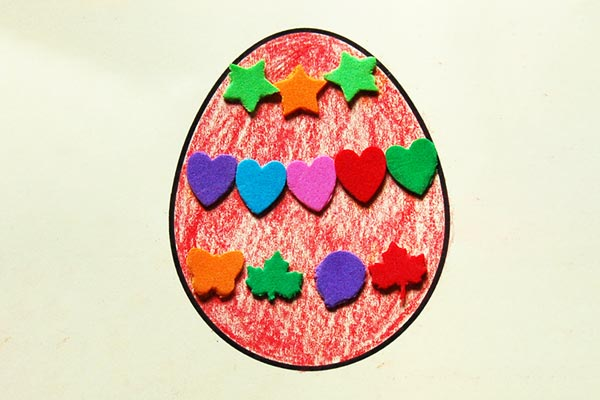 STEP 4d Creative Paper Eggs