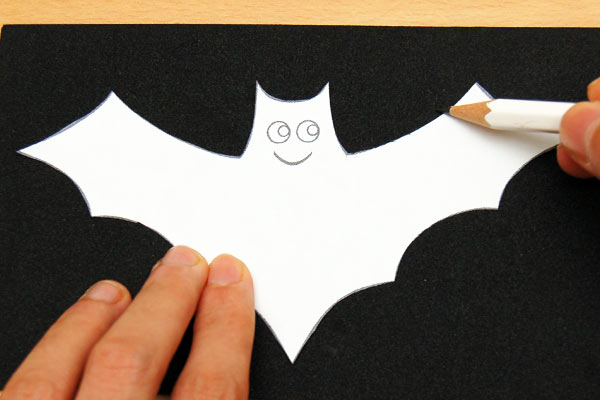 MORE IDEAS - Create craft foam characters.