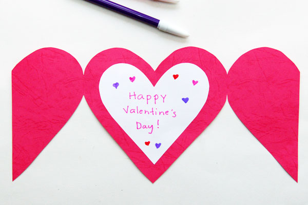 Step 7 Heart Greeting Card