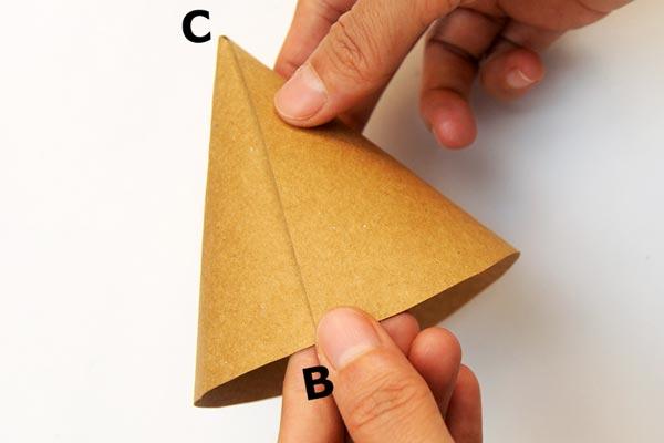 Paper Cone Turkey Kids Crafts Fun