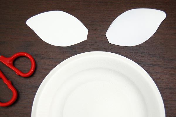 STEP 2 Paper Plate Animals