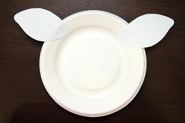 STEP 3 Paper Plate Animals