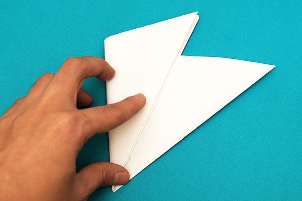 STEP 5 Paper Snowflake