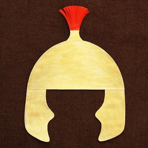 Roman Imperial Helmet   Kids' Crafts   Fun Craft Ideas ...