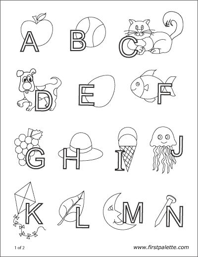 - Printable Coloring Pages Free Printable Templates & Coloring Pages  FirstPalette.com