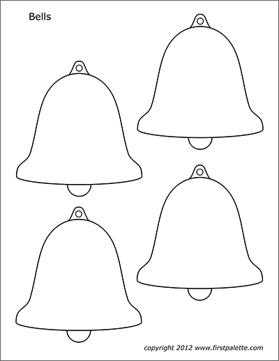 photograph about Free Printable Bell Ringers identify Bells Absolutely free Printable Templates Coloring Webpages