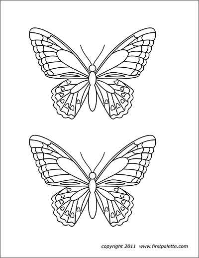 Erflies Free Printable Templates Coloring Pages
