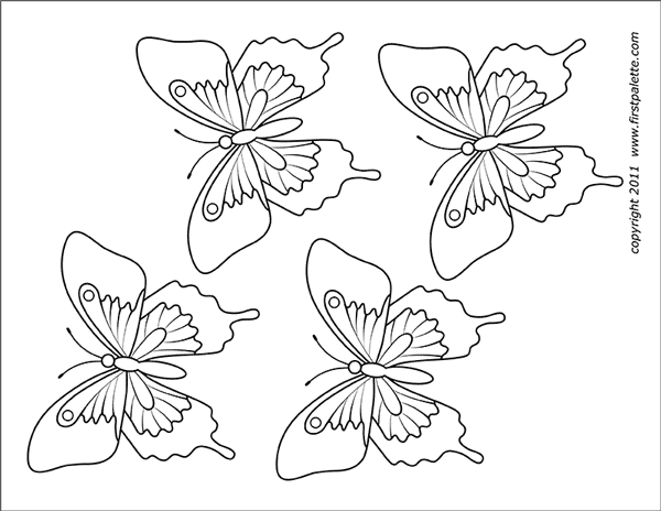 STEP 1 Butterfly Crown