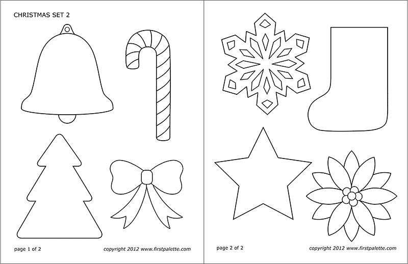 Christmas Printables Free Printable Templates Amp Coloring