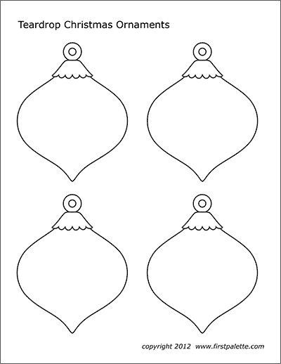 photo about Christmas Ornaments Printable identify Xmas Tree Ornaments Free of charge Printable Templates