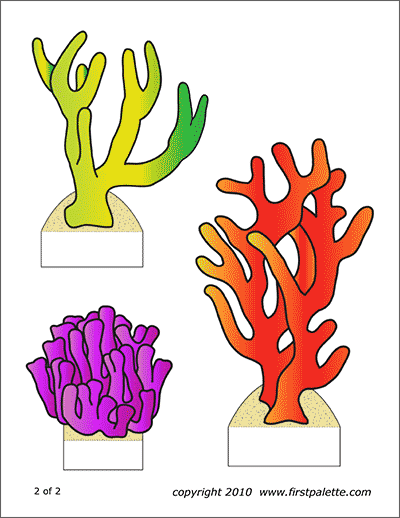photograph regarding Free Printable Sea Creatures named Sea Pets Totally free Printable Templates Coloring Webpages