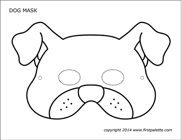 Cheetah Mask coloring page | Free Printable Coloring Pages | 464x600
