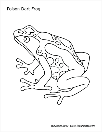 Animal Printables Page 3 Free