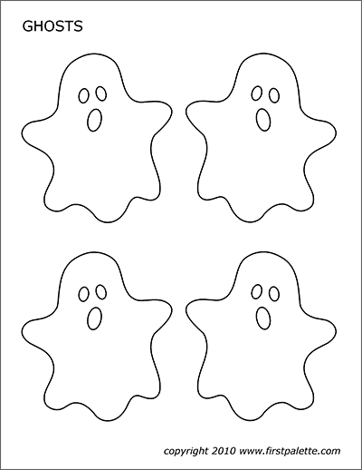 photograph regarding Printable Ghost named Ghosts Free of charge Printable Templates Coloring Webpages