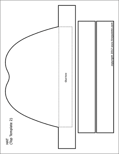 Paper Visor Template Free Printable Templates Amp Coloring